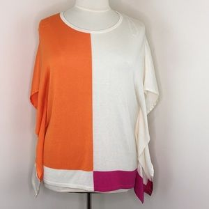 Charming Charlie ColorBlock Blouse